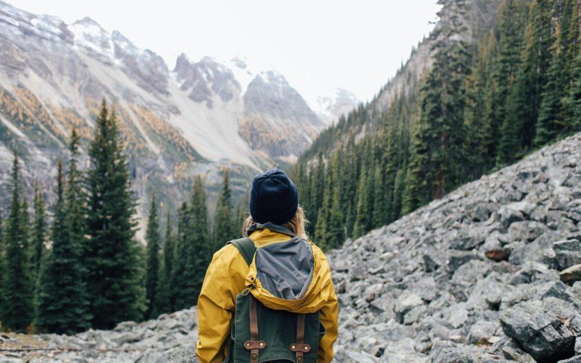 Bergwanderung